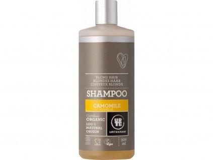 Urtekram Šampón heřmánkový na světlé vlasy 500ml BIO