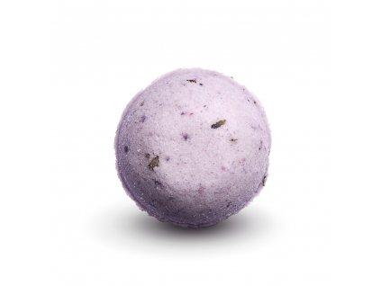 Soaphoria Šumivá koule do koupele Levandulové pole 85 g