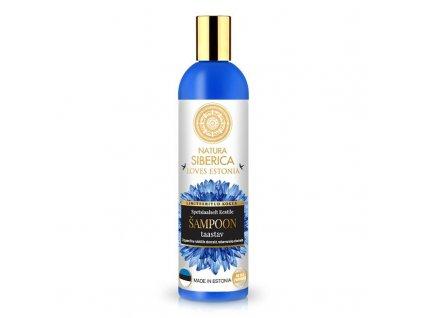 Natura Siberica Loves Estonia Šampon regenerační 400 ml
