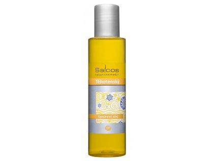 Saloos Tehotenský sprchový olej 125 ml