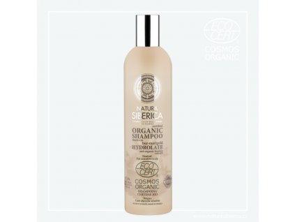 Natura Siberica Šampon pro citlivou pokožku hlavy Neutrální 400 ml