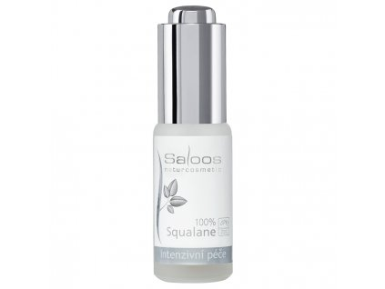 Saloos 100% Squalane 20ml