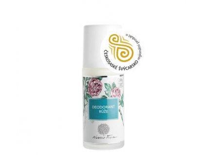 Nobilis Tilia Deodorant Růže 50 ml