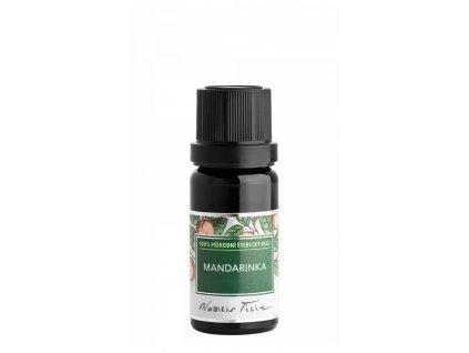 Nobilis Tilia Éterický olej Mandarinka 10 ml