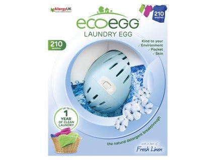 Ecoegg Vajíčko na praní Svěží bavlna 210 praní