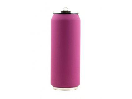 Yoko Design Termohrnek 500 ml matný fialový