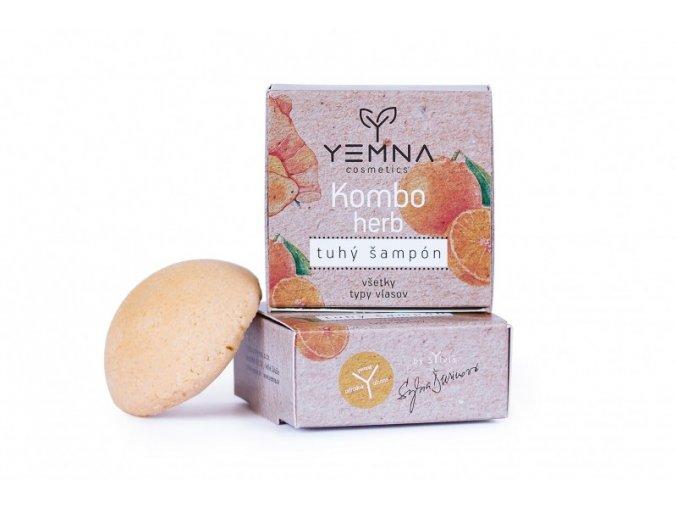 Yemna Kombo Herb tuhý šampon 55 g
