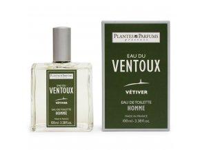 Plantes & Parfums Pánská toaletní voda EDT Vetiver 100ml