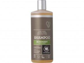 Urtekram šampon Rozmarýna pro jemné vlasy 500 ml