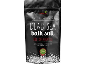 Vivaco Soľ z Mŕtveho mora 200 g