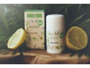 Navia Prírodné tuhý deodorant Lesný tône 30 ml