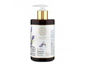 Flora siberica Šampón pre farbené vlasy Sýta farba 480ml