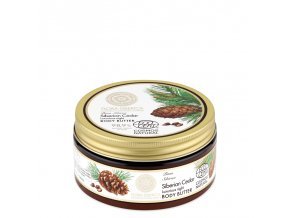 Flora siberica Luxusné nočné telové maslo 300ml