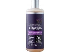 Urtekram Sprchový gel levandule 500 ml