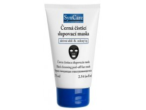 SynCare Čierna čistiaca zlupovacia maska 75ml