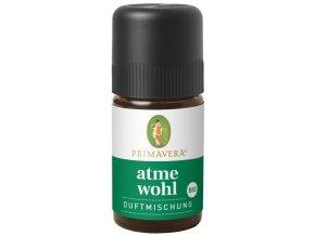 Primavera Zmes éterických olejov Cold Remedy Bio 5 ml - proti chrípke a nachladnutiu