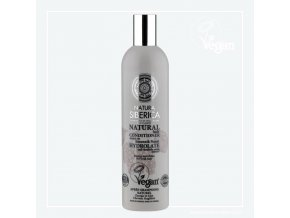 Natura siberica Kondicionér pre unavené a slabé vlasy Vitalita a lesk 400 ml