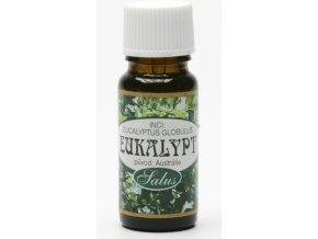 Saloos Esenciálny olej Eukalyptus 10 ml