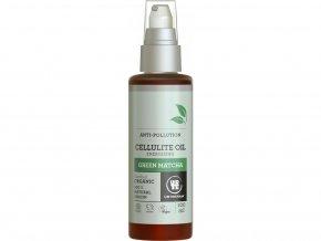 Urtekram Tělový olej Matcha proti celulitidě Bio 100 ml