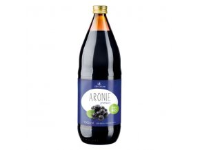 Allnature Aronie Premium BIO 100% šťava 1000 ml