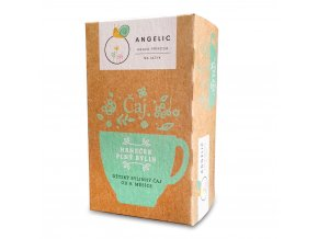 Angelic Hrnček plný bylín detský bylinný čaj 30 g