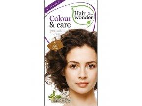 Hairwonder Dlhotrvajúca farba Bio Svetlá hnedá 5 100ML