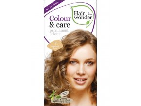 Hairwonder Dlouhotrvající barva Bio Středně blond 7 100ML