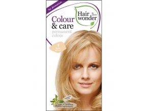 Hairwonder Dlouhotrvající barva Bio Světlá blond 8 100ml