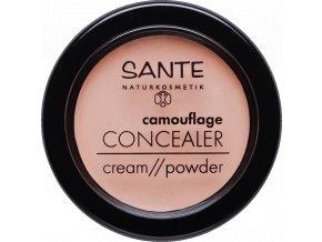 Sante Camouflage krémový korektor 01 béžová 3,4g