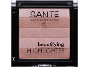 Sante Beautifying highlighter 01 prírodné 7g