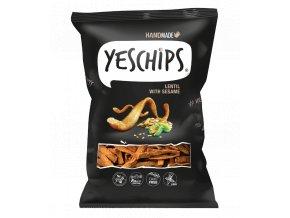 Yes chips čočkové se sezamem 80 g