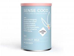 SENSE COCO Kokosové mléko Bio 400 ml