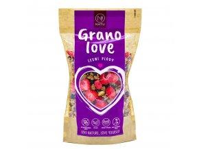 Natu Granolove Granolového lesné plody 350 g