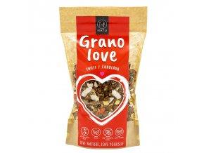 Natu Granolove Granolového chilli čokoláda 400 g