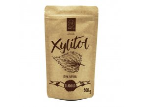 Natu XYLITOL - brezový cukor 300g