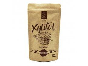 Natu XYLITOL - březový cukr 300g