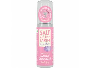 Salt of the Earth Deo sprej Pure Aura levandule-vanilka 50 ml