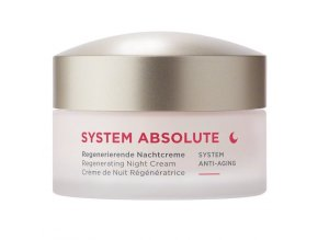 Annemarie Börlind Absolute system Noční krém 50ml
