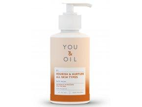 You & Oil Umývací gél na tvár pre všetky typy pleti 150ml