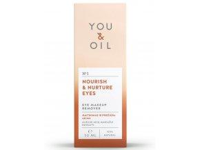 You & Oil Odličovač očí 50ml