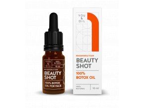 You&Oil Beauty Shot 100% Botox oil 10ml