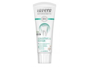 Lavera Zubná pasta Sensitiv & Repair 75 ml