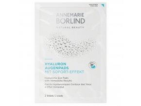 Annemarie Börlind hyaluronovej hydratačný obklady na oči