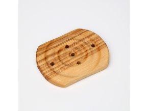 Caltha Dřevěná mýdlenka 1ks