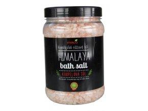Vivaco Himalájsky ružová soľ 1500 g