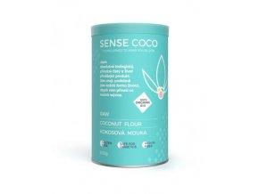 SENSE COCO 100% Bio RAW kokosová múka 500 g