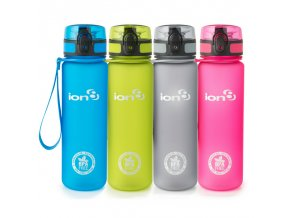 Ion8 One Touch lahev Gray 750 ml
