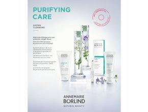 Annemarie Börlind Vzorka Purifying Care System 2x2ml
