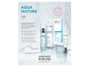 Annemarie Börlind Vzorek Aquanature System 4x2ml