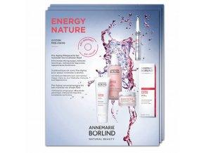 Annemarie Börlind Vzorek  Energy Nature System 4x2ml